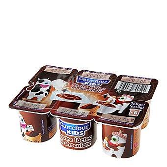 Carrefour Petit de chocolate Pack 6x20g