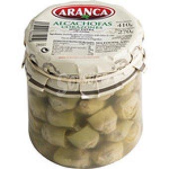 ARANCA corazones de alcachofa 70 piezas frasco 270 g neto escurrido
