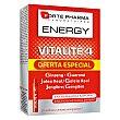 Complemento alimenticio Vitalité 4 20 ud Forté Pharma - Energy