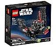 Juego de construcciones Microfighter: Lanzadera de Kylo Ren con 72 piezas Star Wars 75264  LEGO