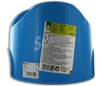 PRODUCTO ECONÓMICO Orinal, color azul, alcampo