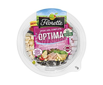 Florette Ensalada completa con pavo y manzana (óptima) 205 g