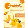 Sun Protector solar para toda la familia que combina filtros solares con arnica y karite caja 1 stick SPF50+  Arnidol