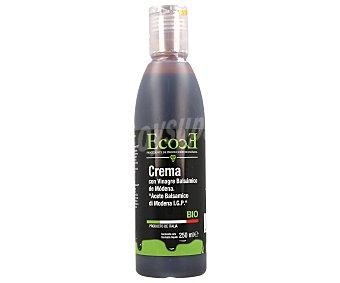Ecoce Crema con vinagre balsámico de Módena ecológico 250 mililitros