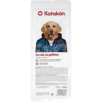 Katakán Surtido de galletas para perros envase 350 g envase 350 g