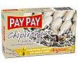 Chipirones rellenos con surimi estilo angulas Lata de 72 g Pay Pay