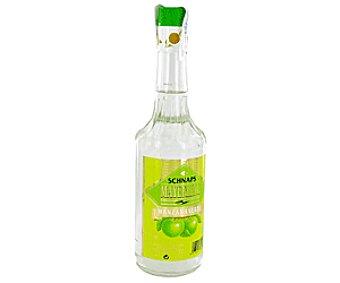 MAYERLING Licor de Manzana Verde Botella 70 Centilitros