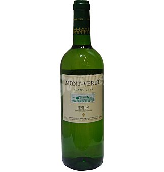 Vino penedés mont-verdú blanco 75 cl