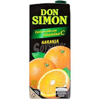 Don Simón Zumo de naranja Brik 1,5 litros