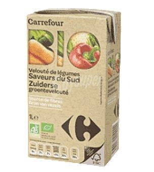 Carrefour Bio Crema verduras mediterránea 1 l
