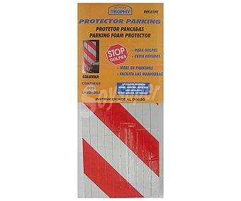 Trophy Set de 2 protectores adhesivos de columna de parking de 39x18x1 centímetros trophy