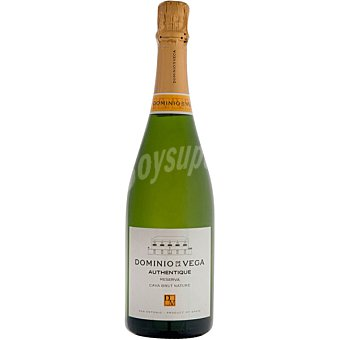 DOMINIO DE LA VEGA Cava brut nature Botella 75 cl