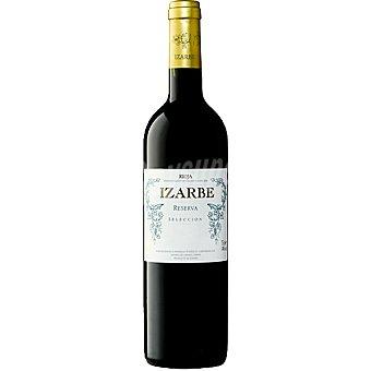 IZARBE Vino tinto reserva D.O. Rioja botella 75 cl 75 cl