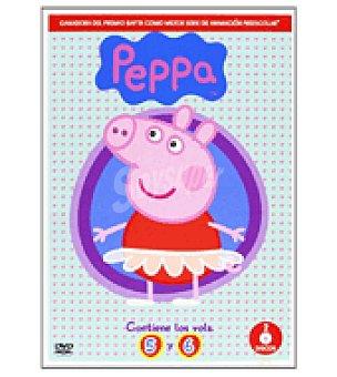 PEPPA PIG vol 5+6 DVD
