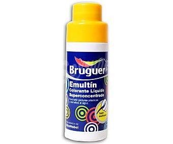 BRUGUER Colorante líquido superconcentrado Emultin, de color amarillo oro 0,5 litros