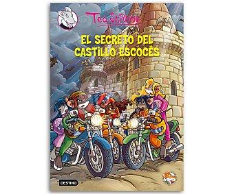 JUVENIL T.S 9 El secreto del...