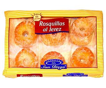 San diego Rosquillas al Jerez 175 g