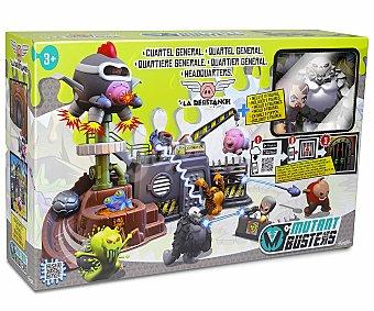 Famosa Playset del Cuartel General de la Resistencia Mutant Busters 1 Unidad