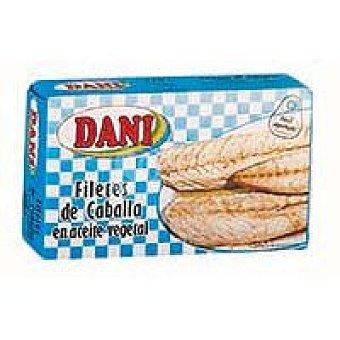 Dani Filete Caballa en aceite 125g