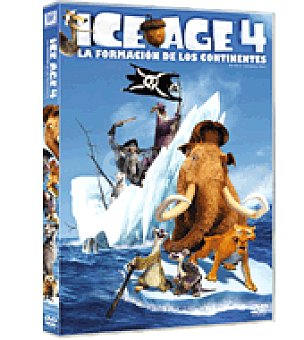 Ice Age 4: Formac contient DVD