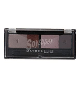 Maybelline New York Sombra ojos eye studio quads 02 vivids prunes 1 sombra de ojos