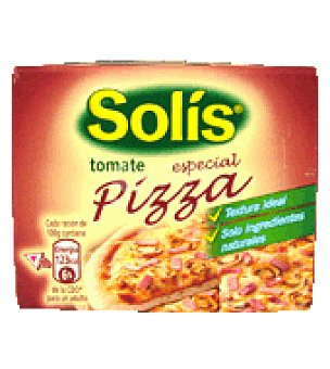 Solís Tomate frito especial pizza 220 g