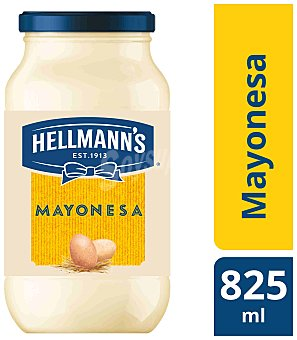 HELLMAN´S Mayonesa Frasco 825 ml