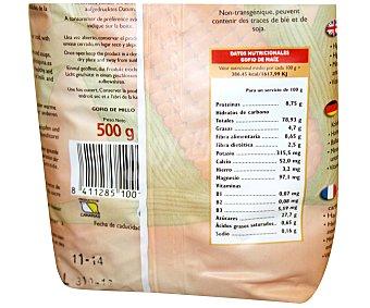 La Piña Gofio de millo tueste fuerte Bolsa 500 g