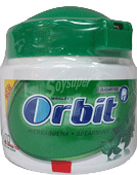Orbit Chicles Sabor Hierbabuena 98g