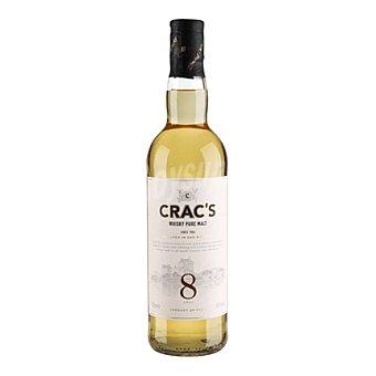 Crac's Whisky de Malta 8 años 70 cl