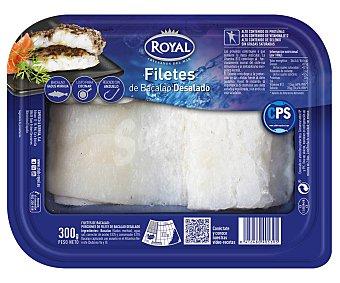 Royal Filete de bacalao desalado 300 g