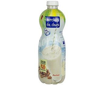 Auchan Horchata de chufa Botella de 1 litro