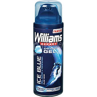 WILLIAMS Gel de afeitar Ice Blue  spray 200 ml