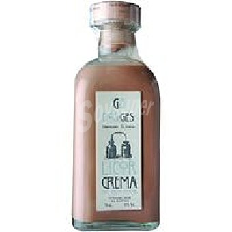 DOSGES Crema de orujo de leche Botella 70 cl