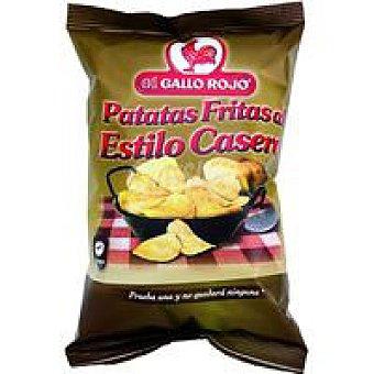 El Gallo Rojo Patatas al estilo casero Bolsa 250 g