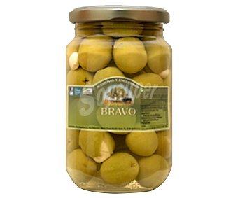 Bravo Aceitunas sin hueso rellenas de almendras 170 g