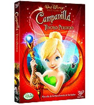 Disney Campanilla y el tesoro perdido