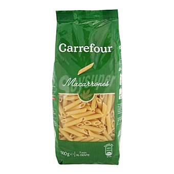 Carrefour Macarrones 500 g