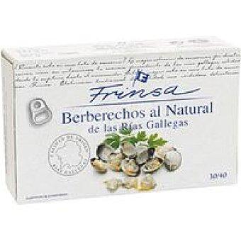 FRINSA Berberechos de las Rías Gallegas Lata 111g ( 30/40 unidades)