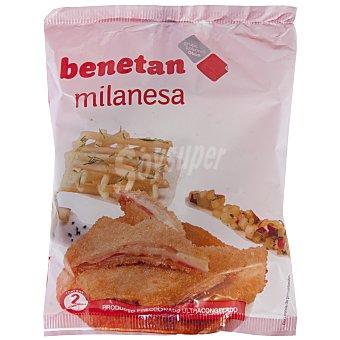 Benetan Milanesa de lomo y queso 200 g
