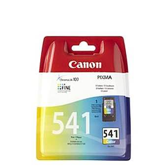 Canon CL-541 - Cartucho de tinta para impresora, multicolor (amarillo, cyan y magneta) CL-541 Compatible con impresoras: Pixma Series MG2150 / MG2250 / MG3150 / MG3250 / MG4150 / MG4250 / MX375 / MX435 / MX515