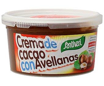 SANTIVERI Crema de cacao con avellanas 200 gramos