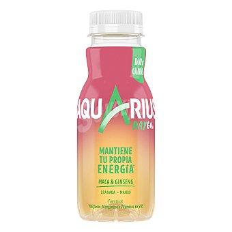 Aquarius Bebida granada y mango raygo Pet 27,5 cl