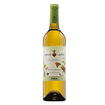 Marqués de Griñón Vino blanco verdejo, procedente de vendimina nocturna y con denominación de origen Rueda Botella de 75 cl