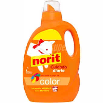 Norit Detergente color Botella 36+4 dosis