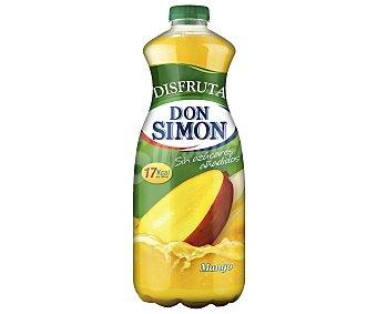 Don Simón Néctar sin azúcar añadido de mango disfruta Botella de 1,5 litros