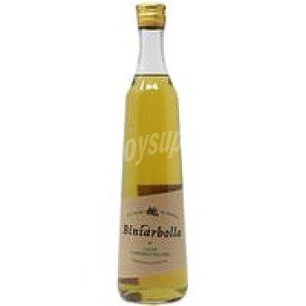 Biniarbolla Licor de hierbas dulces Botella 70 cl