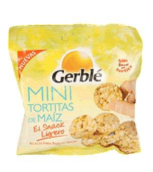 Gerble Mini tortitas maiz 24 gramos 24 g