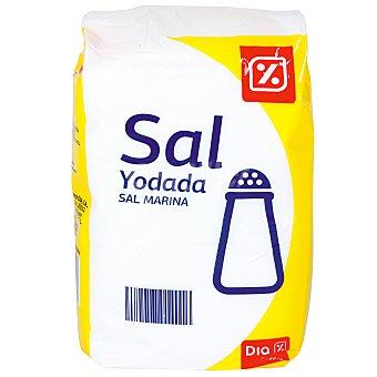 DIA Sal yodada Paquete 1 Kg