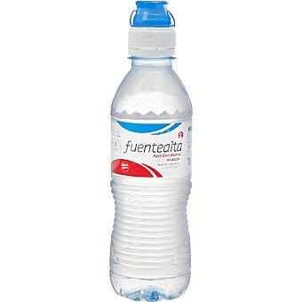 Fuentealta Agua mineral botella 33 cl con tapon Sport Botella 33 cl